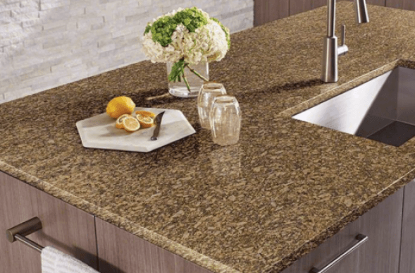What kind of granite is suitable for the kitchen - toilet
